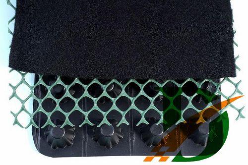 凹凸型塑料滤(疏)水板